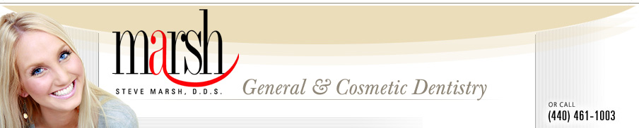 For Cleveland cosmetic dentist, call 440.461.1003