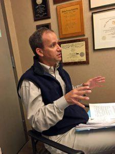 image of Joel Schlesinger from HealthFirst